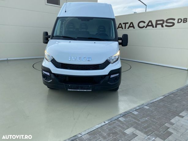 Iveco Daily 35S13 Iveco Daily 35S13, 2.3D, 126CP, Climatronic, 4.70m lungime