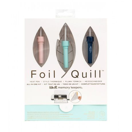 Foil Quill All-In-One Bundle, 3 Quills, Adapters, Foils, Tape