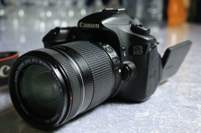 Срочно продам Canon 60D
