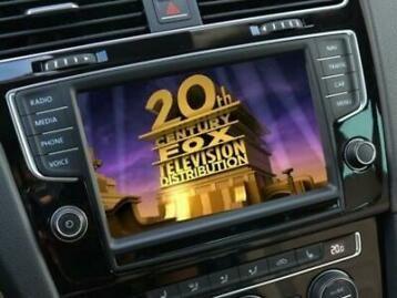 Volkswagen Video in Mers VIM MIB2 Arteon Golf 7 Passat B8 Discover PRO