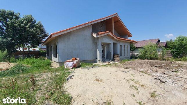 PROPRIETAR Vila 4 camere Corbeanca sat Tamasi 299000 Euro