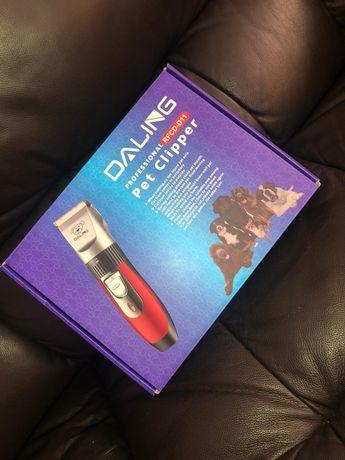 Masina de tuns pentru animale Daling model D11,accesorii incluse, pute
