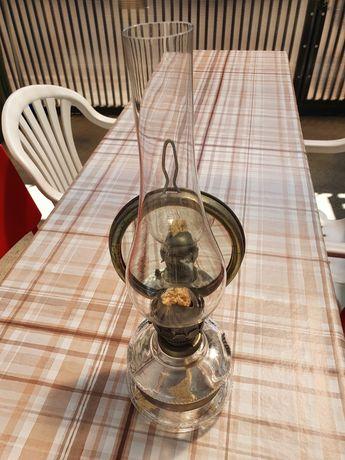Lampa pe gaz originală
