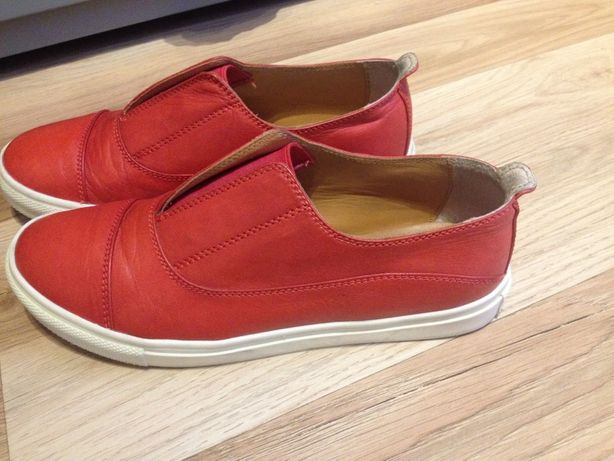Pantofi piele naturala 37