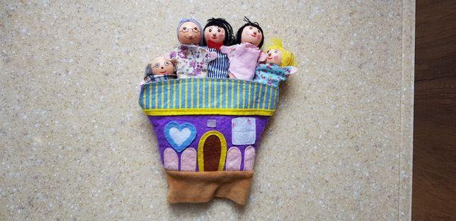 Куклы на руку,театр