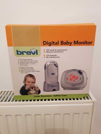 Monitor baby marca BREVI