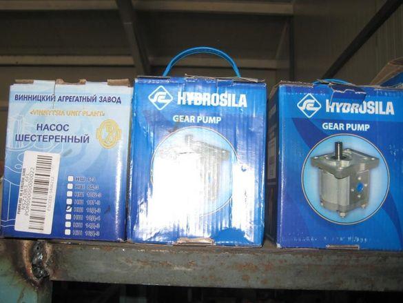 Цилиндър,разпределител и хидравлични помпи за трактори МТЗ ЮМЗ Т-16 Т-