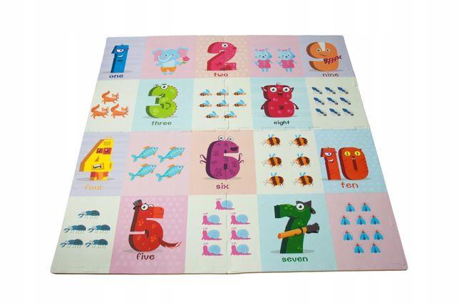 Covor puzzle din spuma diverse modele