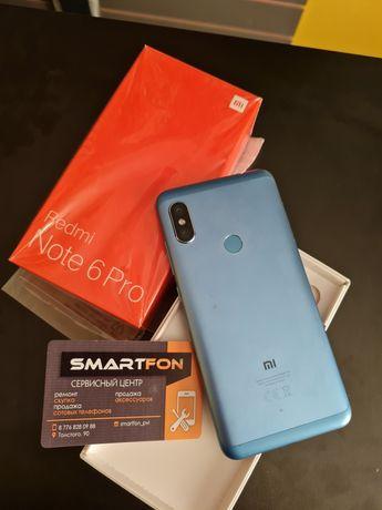 Redmi Note 6 pro...4G. Память 64гб