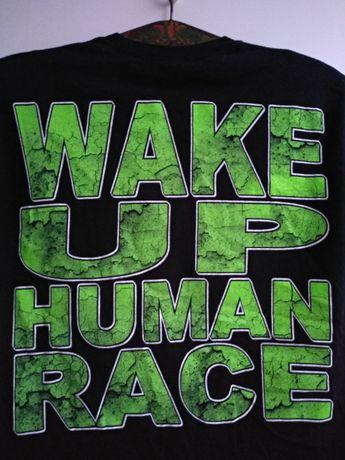 Slaughterra Wake Up Human Race