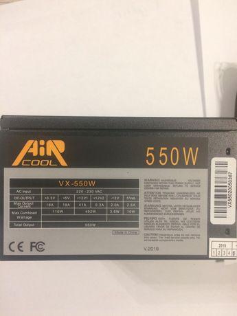 Продам блок питание новый компьютера 550W
