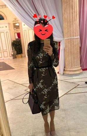 Продам шикарное вечерние платье