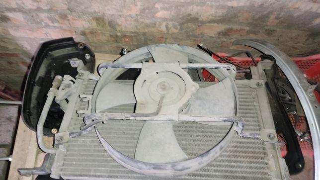 Радиатор кондиционера Делика
