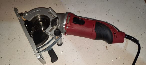 Мини Циркуляр Einhell TC-CS 860 kit, 450W, 6000 об/мин, 3 включени дис