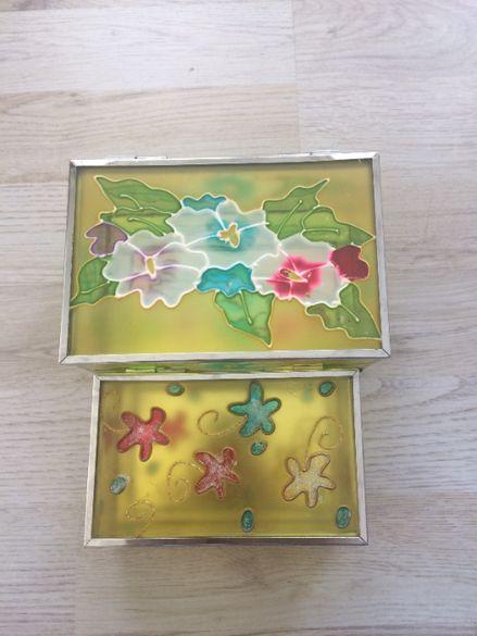 Комплект кутийки за бижута