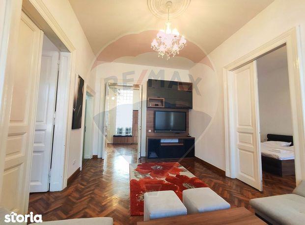 Apartament investitional, Palatul Fuchsl