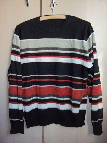 Мъжки тънък пуловер размер М
