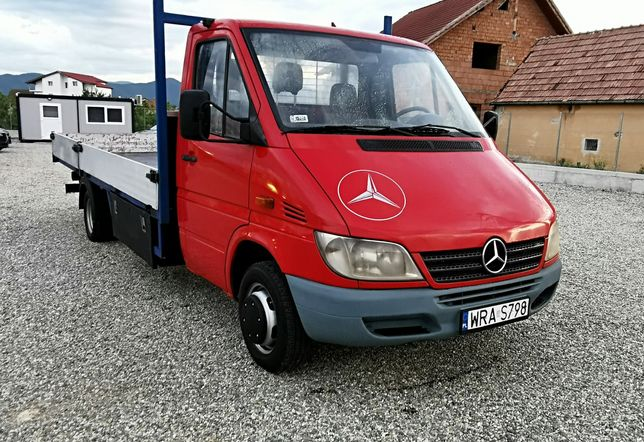 Mercedes sprinter 413 Cdi 5m 3490kg 416 Iveco daily 35c13