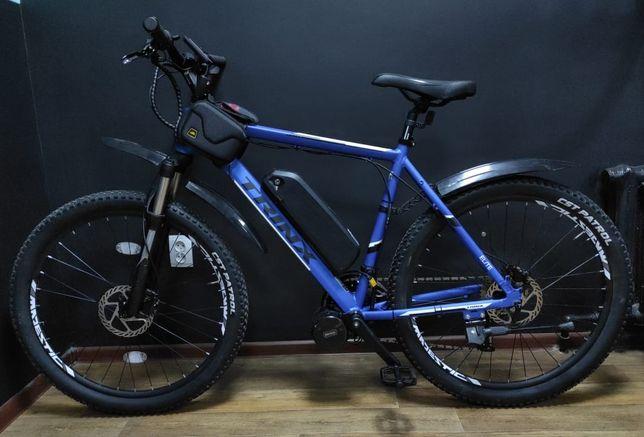 Электровелосипед Trinx м1000. Мотор 500W. Аккумулятор 13Ah. Кредит.