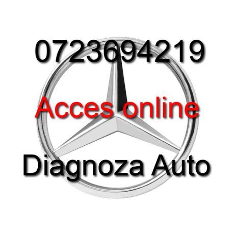Ofer Diagnoza Tester Star Cheie Mercedes Smart Autoturisme CAMIOANE