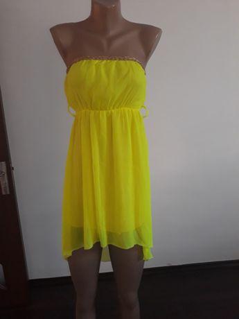 Rochie neon