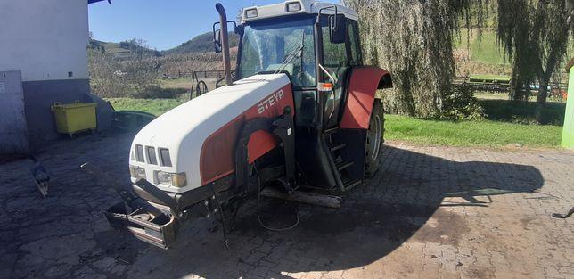 Dezmembram tractor  Steyr 9145