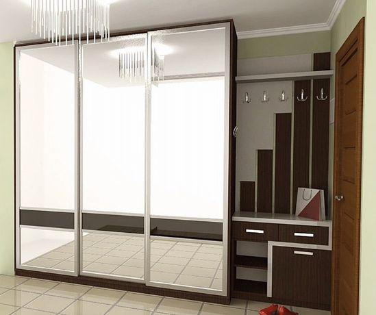 Шкаф Купе Кухонный Гарнитур На Заказ Мебель Прихожие Спальный