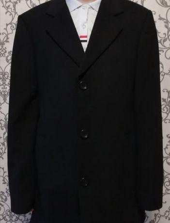Срочно продам мужское кашемировое пальто