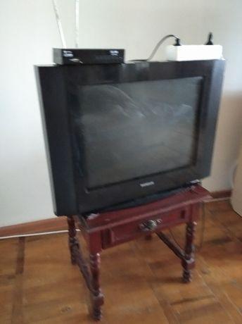 Продам телевизор+рессивер