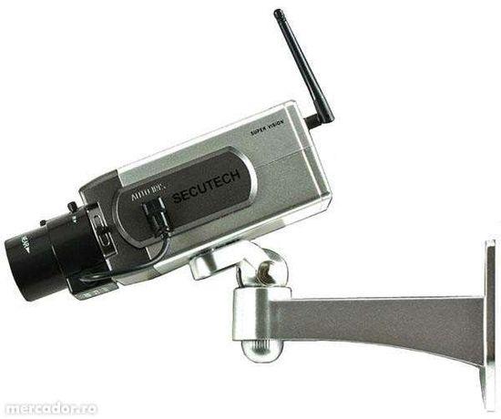 Camera falsa Activa model wi-fi NOUA ! cu senzor de miscare si motoras