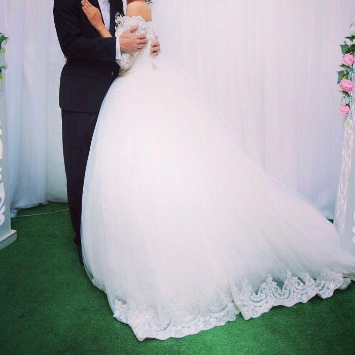 Свадебное платье Нур-Султан (Астана) - изображение 1