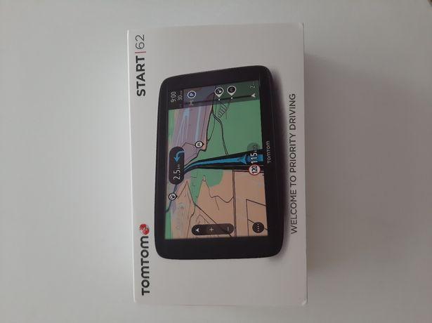 Sistem de navigatie GPS TomTom Start 62