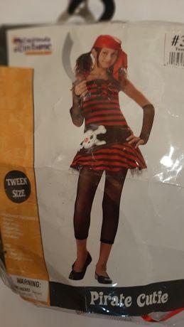 Costum Halloween, Piratesa, mărime adolescente