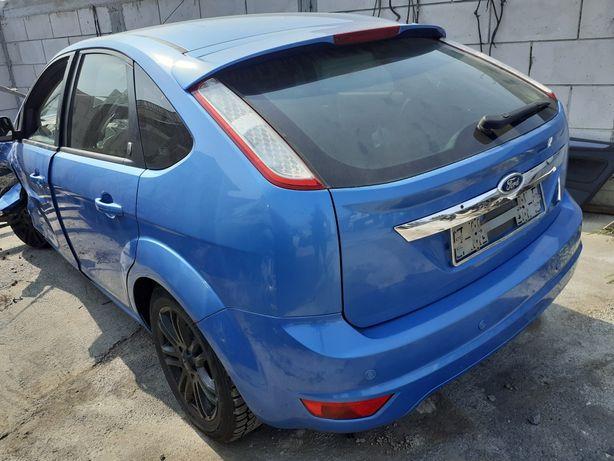 Haion usi bara spate ford focus mk2 facelift