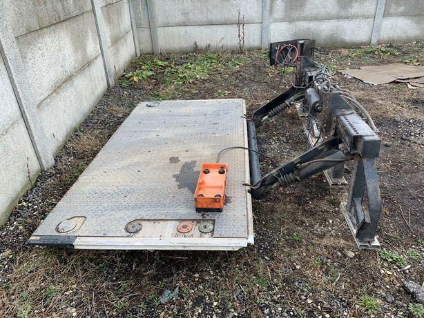 Oblon Liftant Hidraulic, lift camion