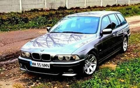 Vând BMW 530 dizel 193 cai 2003 an sau schimb cu Audi preț 1600 euro