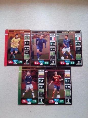 Set 47 cartonase Panini Family 2014 Fußballstars - Austria