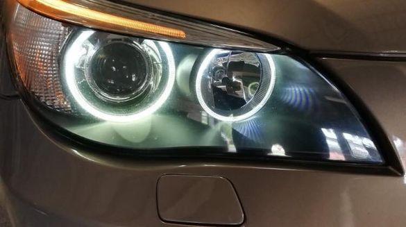 LED крушки за фабрични ангелски очи 10W за BMW BMW E39 E53 E60 E61 E90