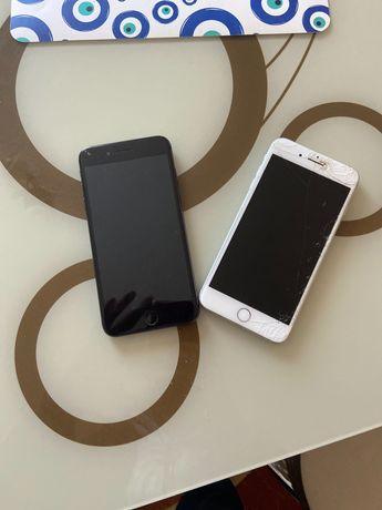 Vând 2 iPhone 8 plus