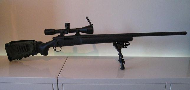 ARMA PUTERE MAXIMA (4.7JOULI) Modificata Airsoft 6.08mm AWP-VSR. ARC