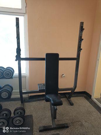 Пейка за раменни преси bodysport