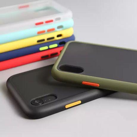 Цветен Кейс Rock за Samsung Galaxy A10 /A20e / A30s / A40 / A50 / A70