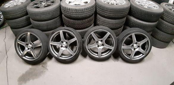 Джанти Rcd , 18 цола, 4х114.3 , 8j , et35 , 225/35/18 Honda
