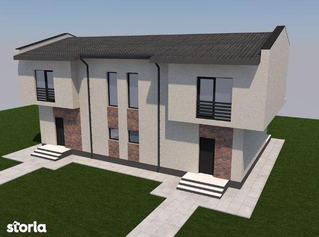 Proiect deosebit! Casa 4 camere, Valea Adanca - Miroslava