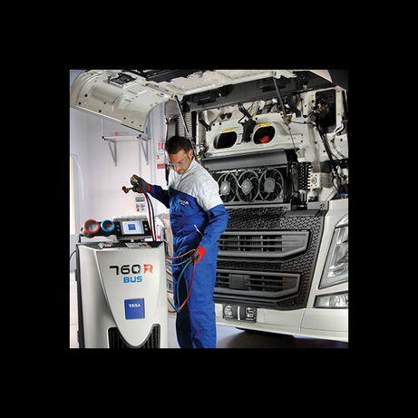 Incarcare freon R134a si R1234yf + reparatii AC