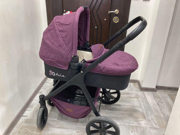 Бебeшка количка Chipolino