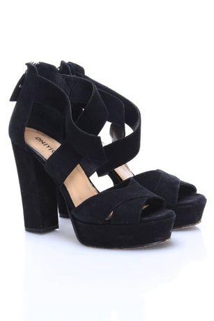 Дамски обувки/сандали на висок ток марка Onygo
