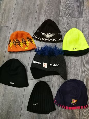 Caciuli Nike Armani / Caciuli SKI Eisbar NEVICA