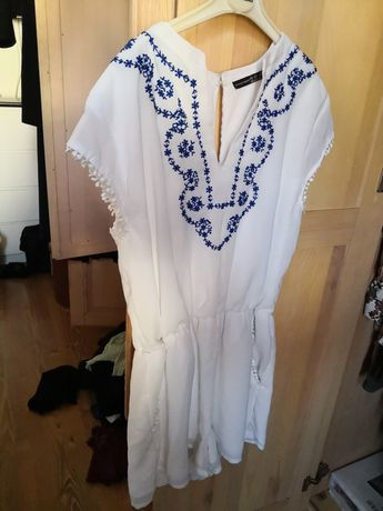 Rochie alba mărime S