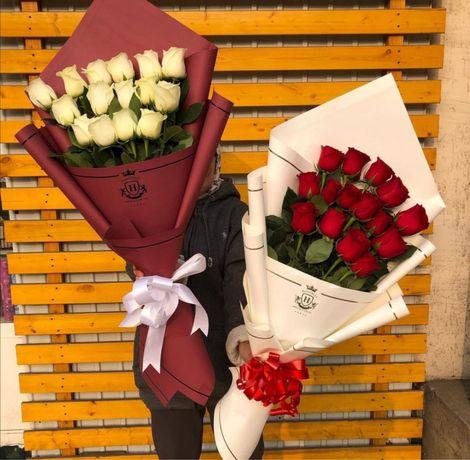 Цветы Алматы Доставка, розы, букеты